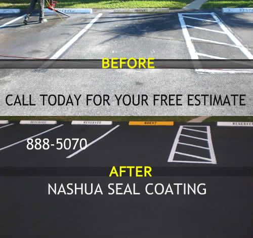 Nashua Sealcoating